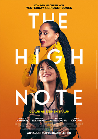 Filmplakat: The HIGH NOTE