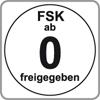 FSK ab 0 Kennzeichen