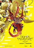 Filmplakat: Digimon Adventure tri. Chapter 3 - Confession