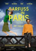 Filmplakat: Barfuß in Paris