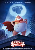 Filmplakat: Captain Underpants - Der supertolle erste Film