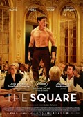 Filmplakat: The Square