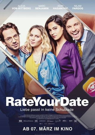 Filmplakat: Rate Your Date