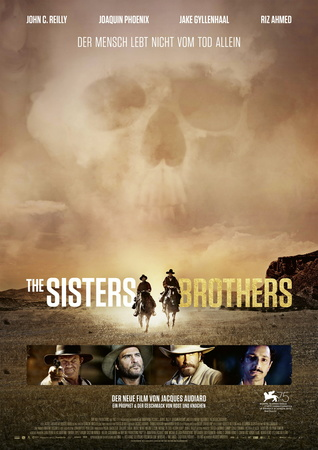 Filmplakat: The Sisters Brothers