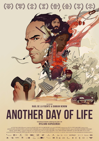 Filmplakat: Another Day of Life