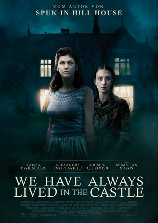 Filmplakat: We Have Always Lived in the Castle