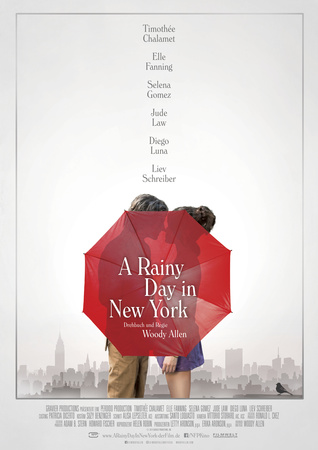 Filmplakat: A RAINY DAY IN NEW YORK