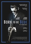 Filmplakat: BORN TO BE BLUE
